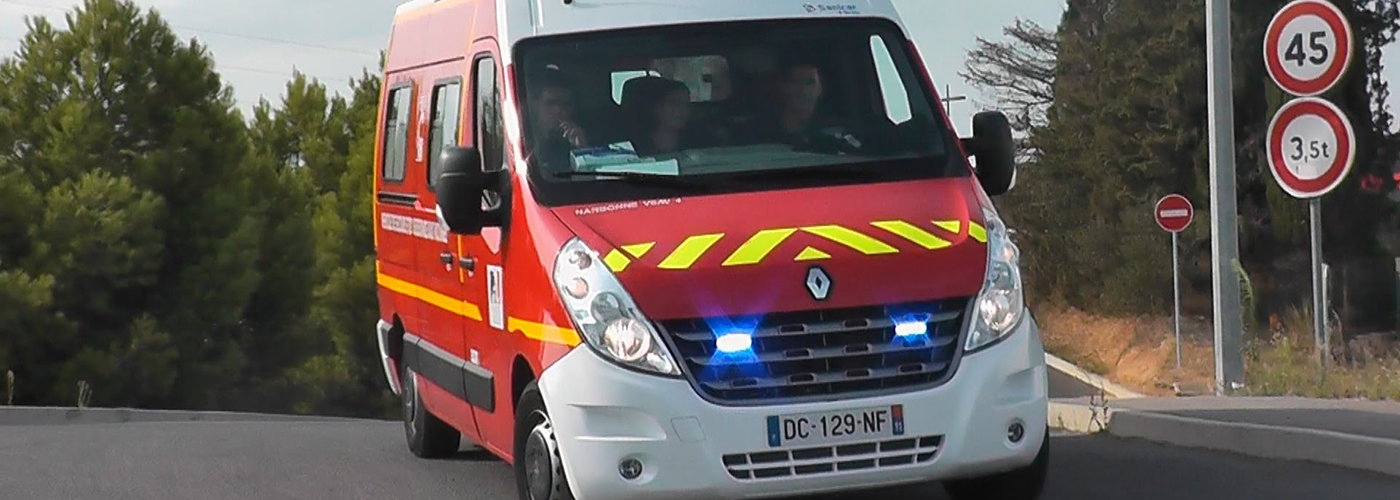 Les véhicules Sapeurs Pompiers que vous croisez sur la route